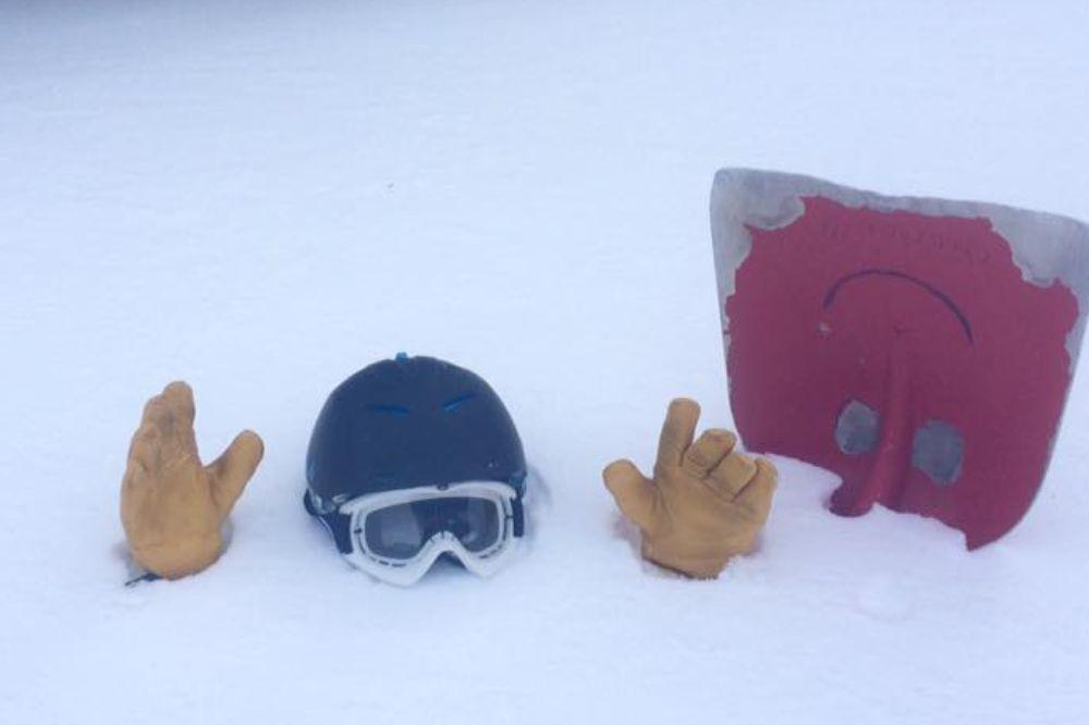 Le site du ski club